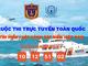 Thông qua giao diện website Cuộc thi trực tuyến toàn quốc 'Tìm hiểu Luật Cảnh sát biển Việt Nam'