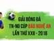 Trực tiếp: NĐ Quỳnh Lưu - NĐ Nam Đàn (Tứ kết)