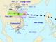 Tin mới nhất về bão số 4: Từ sáng đến trưa mai (30/8) bão đi vào đất liền từ Nghệ An đến Quảng Bình
