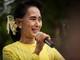 Bà San Suu Kyi được bổ nhiệm làm Bộ trưởng Ngoại giao Myanmar