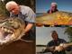 Sốc với bộ sưu tập cá nước ngọt của thợ săn
