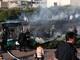 Israel: Xe buýt phát nổ, ít nhất 20 người thương vong