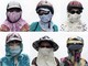 Áo chống tia cực tím - Mốt thời trang mới của chị em phụ nữ
