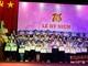 Nghệ An tuyên dương 41 giáo viên Tổng phụ trách và Chỉ huy Đội tiêu biểu