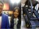 Học sinh TP Hồ Chí Minh chế xe lăn vượt địa hình được giải quốc tế