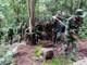 Công binh lên núi Dinh tìm trực thăng chở 3 sĩ quan rơi