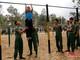 Học sinh trường Phượng Hoàng trải nghiệm tại Lữ đoàn 414