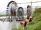 Những 'cỗ máy thủy lợi' khổng lồ ở miền Tây Nghệ An