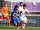 Cổ động viên quốc tế ủng hộ U20 Việt Nam đi tiếp