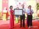 Trường Tiểu học Nam Kim (Nam Đàn) đón bằng đạt chuẩn Quốc gia mức độ I