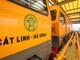 Chạy thử tàu trên đường sắt Cát Linh - Hà Đông