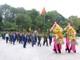 Thứ trưởng Bộ Quốc phòng Việt Nam và Lào dâng hoa tại Khu di tích Kim Liên