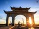 Những cổng làng lớn nhất Nghệ An