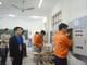 Thanh niên Nghệ An tranh tài trong Hội thi thợ giỏi