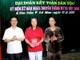 Phó Bí thư Thường trực Tỉnh uỷ dự ngày hội Đại đoàn kết tại phường Lê Mao, TP. Vinh