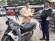Nhận lại xe máy bị mất 4 năm trước khi kẻ trộm gây tai nạn bỏ chạy