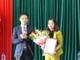 Thái Hoà có Trưởng phòng Văn hoá & Thông tin mới