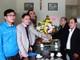 Tỉnh đoàn Nghệ An chúc mừng Giáng sinh giáo xứ Phi Lộc