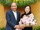 Thủ tướng biểu dương những đóng góp của nguyên Bộ trưởng Bộ Y tế Nguyễn Thị Kim Tiến