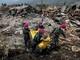 Còn khoảng 5.000 người mất tích sau thảm họa động đất, sóng thần ở Indonesia