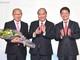 Thủ tướng và HLV Park Hang-seo cùng dự Lễ khánh thành nút giao vòng xuyến 2 tầng Chu Lai