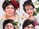 Bất ngờ với hình ảnh H'Hen Niê và nhiều sao Việt hưởng ứng 'trào lưu già hóa'
