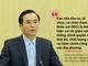 Phó Chủ tịch UBND tỉnh Lê Ngọc Hoa phân tích vì sao Nghệ An xây dựng chỉ số DDCI