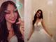 Bạn gái cầu thủ Quang Hải khoe thử váy cưới.