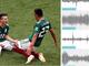 Động đất ở Mexico do nhiều người nhảy lên ăn mừng bàn thắng của Lozano vào lưới Đức