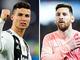 Ronaldo chạm mốc ghi 600 bàn trước Messi; Van Dijk giành giải Cầu thủ xuất sắc nhất năm của PFA