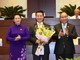 Thiếu tướng Nguyễn Mạnh Hùng chính thức giữ chức vụ Bộ trưởng Bộ TT-TT