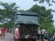 Ô tô tải va chạm xe máy đi ngược chiều, 1 người tử vong