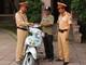 Nhận lại xe máy sau 1 tháng bị mất trộm khi đi làm ruộng