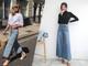 Gợi ý cách phối đồ 'cực chất' với quần jeans ống rộng