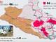 [Infographic] Diễn biến các ổ dịch tả lợn châu Phi tại Nghệ An