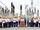Đóng điện công trình Trạm biến áp 110 kV ở Hưng Nguyên