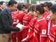 Tuyển nữ Việt Nam nhận phong bì trong ngày đầu tập trung cho chiến dịch World Cup