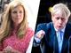 Bạn gái kém 34 tuổi thu hút mọi ánh mắt khi tân Thủ tướng Anh phát biểu