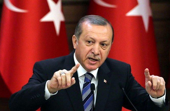 Tổng thống Thổ Nhĩ Kỳ Recep Tayyip Erdogan. Ảnh: Getty