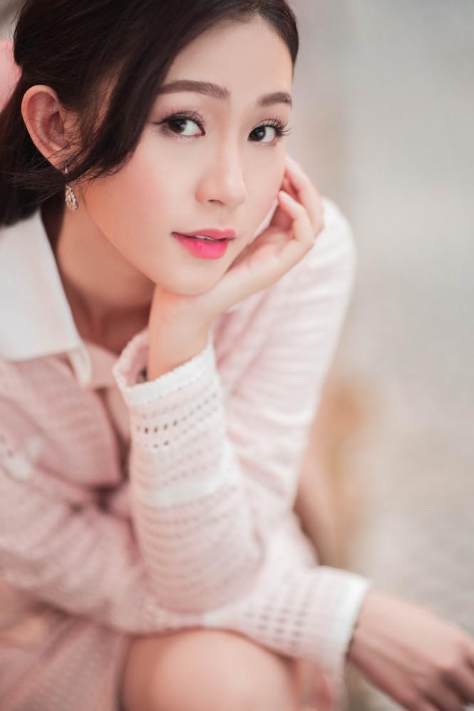 Sắc vóc đẹp hút hồn của các người đẹp xứ Nghệ lọt Bán kết Hoa hậu Việt Nam 2020 - ảnh 2