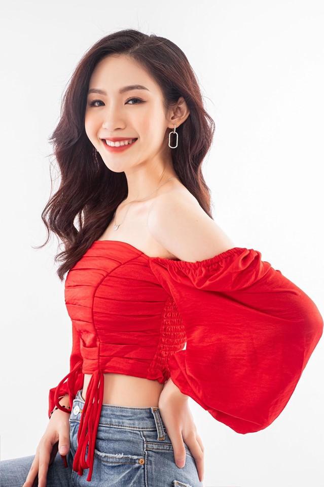 Sắc vóc đẹp hút hồn của các người đẹp xứ Nghệ lọt Bán kết Hoa hậu Việt Nam 2020 - ảnh 3
