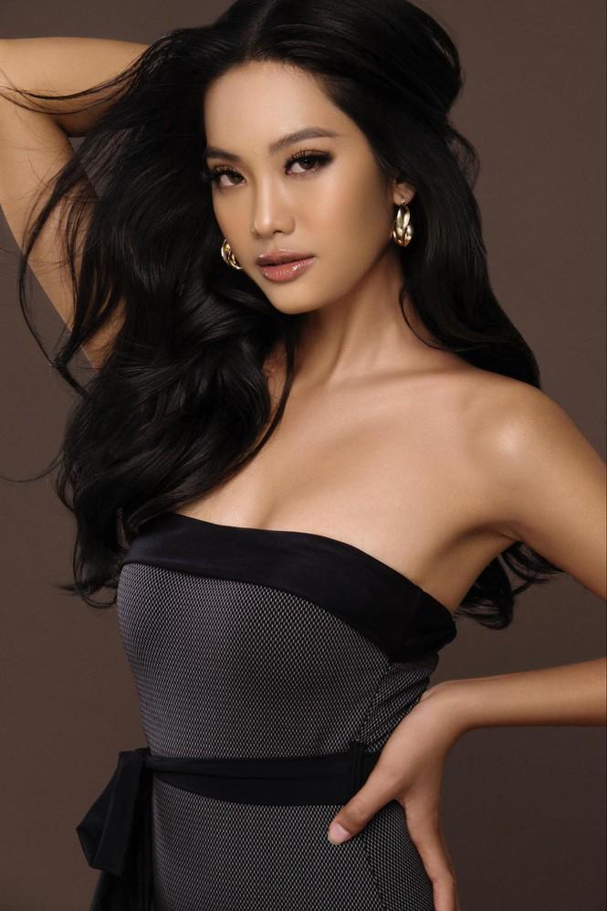 Sắc vóc đẹp hút hồn của các người đẹp xứ Nghệ lọt Bán kết Hoa hậu Việt Nam 2020 - ảnh 12