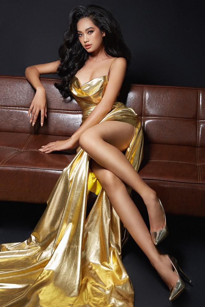 Sắc vóc đẹp hút hồn của các người đẹp xứ Nghệ lọt Bán kết Hoa hậu Việt Nam 2020 - ảnh 13