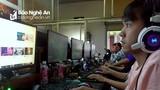 Quán game tại thành phố Vinh ngang nhiên mở cửa dù đang bị cấm