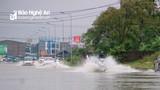 Mưa lũ chưa dứt, miền Trung có thể lại hứng bão cuối tuần tới
