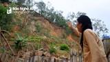 Nghệ An: Nhiều điểm sạt lở nguy hiểm đe dọa tính mạng của người dân
