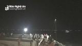 Ra biển tắm, nam sinh 11 tuổi bị sóng nhấn chìm