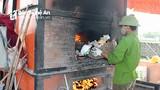 Hiệu quả từ các lò đốt rác thải ở Yên Thành (Nghệ An)