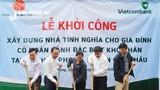 Chủ nhiệm Ủy ban Kiểm tra Tỉnh ủy dự Lễ phát động trồng rừng và xây dựng nhà tình nghĩa