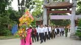 Đoàn đại biểu TP. Hồ Chí Minh thăm các di tích lịch sử ở Nghệ An